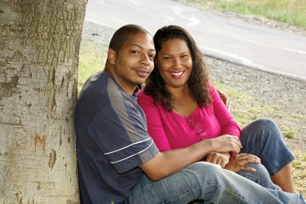 Darrell and Tamara